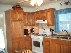 kitchen remodel job.